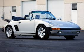porsche 911 turbo cabriolet slantnose 1987 us wallpapers and hd