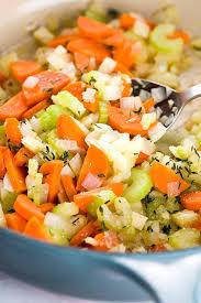 hearty garden vegetable farro soup recipe jessica gavin