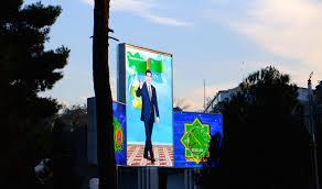 Flag Of Turkmenistan 4 U2013 Turkmenistan 2cycletheworld
