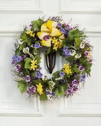 order silk flower arrangements inspired by spring at petals