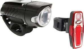 niterider 450 front sabre 80 rear bike light set rei
