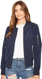 Levis Bomber Jacket Levis Arctic Cloth Bomber Jacket Clothing Shipped Free At Zappos