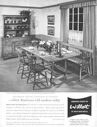 willett furniture advertisement gallery