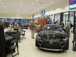 lexus rx jacksonville 7 million renovation expands brumos lexus of jacksonville