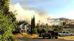 Wildfire Antioch Ca by Brush Fire Burns 533 Acres In Contra Loma Regional Park In Antioch