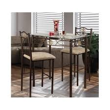 Bistro Table Set Kitchen by Best 25 Pub Style Dining Sets Ideas On Pinterest Small Dining