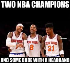 Lebron Headband Meme - video iman shumpert hilariously roasts his cavs teammates and