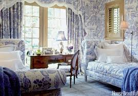 blue and white rooms blue and white decorating blue and white rooms