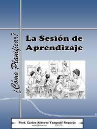 sesiones desarrolladas de religion proceso de elaboración del plan de sesión de aprendizaje