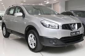 nissan dualis 2007 vehicle stock artarmon mazda