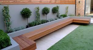 Arbor Bench Plans by Modern Garden Designer London Artificial Grass Hardwood Seat