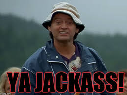 Happy Gilmore Meme - jackass flaherty happy gilmore meme generator imgflip