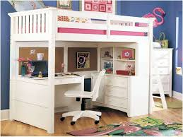 Loft Bed With Desk For Teenagers Bedroom Charleston Storage Loft Bed With Desk Teens Design Ideas