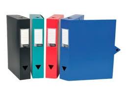 boite de classement bureau viquel class doc boîte de classement dos 80 mm 245 x 330 mm