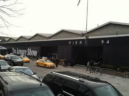 Home Design Show Pier 92 Ao On Site U2013 New York The Armory Show Art Fair At Piers 92 And 94