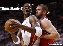 Chris Bosh Memes - 10 hilarious chris bosh memes 2 chris bosh thrust harder