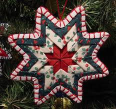 best 25 quilted ornaments ideas on fabric