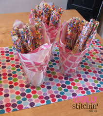 sprinkle themed baby shower totally stitchin