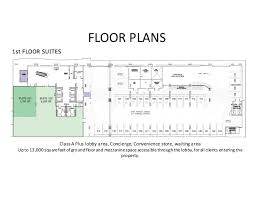 Convenience Store Floor Plans Icon Medical Tower For Sale Or Lease In Aventura