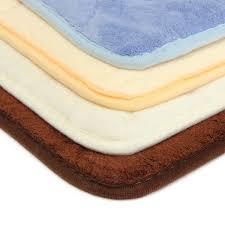 Non Slip Bathroom Rugs by Memory Foam Mat Bath Bathroom Rug Shower Non Slip Carpet Absorbent