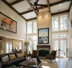 High Ceilings Living Room Ideas 10 High Ceiling Living Room Design Ideas High Ceiling Living