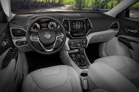jeep cherokee chief interior 2019 jeep cherokee gets a fresh mug for the new year automobile