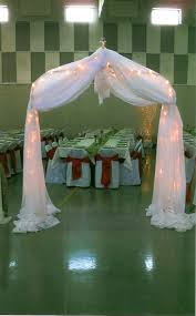 wedding arches and columns after decorating michigan s premier wedding decorator