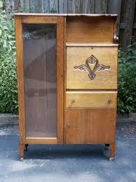 Antique Oak Secretary Desk With Hutch by Artisans Of The Valley Restoration Gallery Golden Oak Page 3