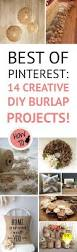 how to use the different types of burlap burlap craft and