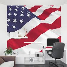 american flag wall mural american flag office wall mural
