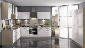 fresh high gloss white kitchens design decor beautiful at high