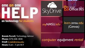 Nmsu Campus Map Desktop Publishing And Graphic Design Ict Product Development