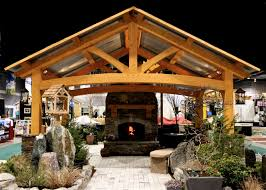 shown with outdoor fireplace package ideas for the house