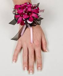 Orchid Corsage Magenta Orchid Corsage In Bend Or Autry U0027s 4 Seasons Florist