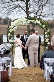 wedding arches dallas tx wedding arch rustic grace estate