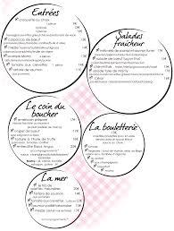 la cuisine de mamy menus et carte pour la cuisine de mamy brasserie tea room à wierde
