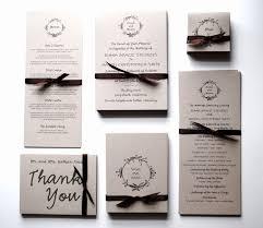 wedding stationery sets wedding ideas 17 phenomenal wedding invitations set wedding