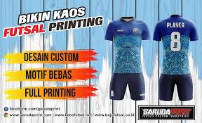desain kaos futsal di photoshop tempat bikin baju futsal di jakarta timur terlengkap garuda print