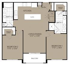 floor plans domain west