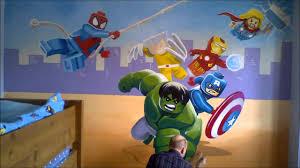 lego avengers mural youtube lego avengers mural
