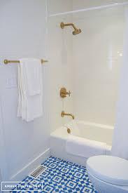 before u0026 after guest bathroom remodel u2013 amber interiors