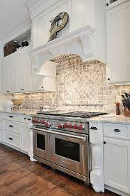 Kitchen Splash Guard Ideas Best 25 Exposed Brick Kitchen Ideas On Pinterest Brick Wall