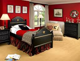 Ideas For A Red And Black Bedroom Small Boys Bedroom Furniture New Proposals Boys Bedroom