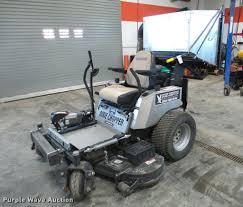 dixie chopper silver eagle ztr lawn mower item da1769 so
