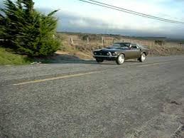 Black 1969 Mustang Fastback 1969 Mustang Fastback Black Jade Youtube