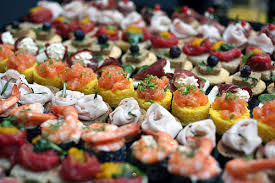 wedding platters cheap wedding finger food reception ideas menus and how to save