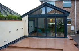 contemporary garden room west yorkshire u2013 transform architects
