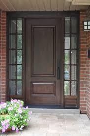 Stain For Fiberglass Exterior Doors Beauteous Paint Or Stain Fiberglass Exterior Doors Of Colors