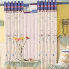 cotton fabric baby room curtains ideas kids curtain