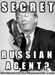 Meme Secret - secret russian agent trump new memes for new revelations we